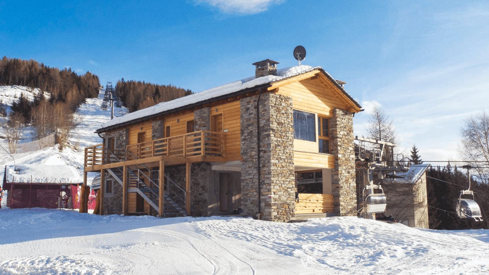 Accommodation at Barchi: a cosy nest in the midst of nature